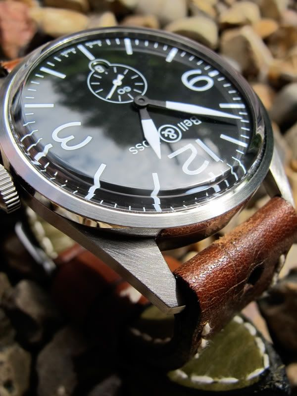 Cool watches:  Bell & Ross Vintage 123