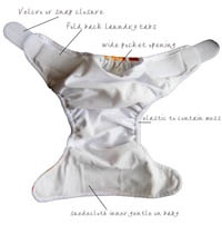 The ins and outs of a Designer Bum Nappy
