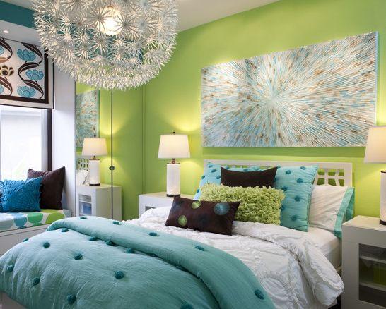 Perfect teen bedroom!