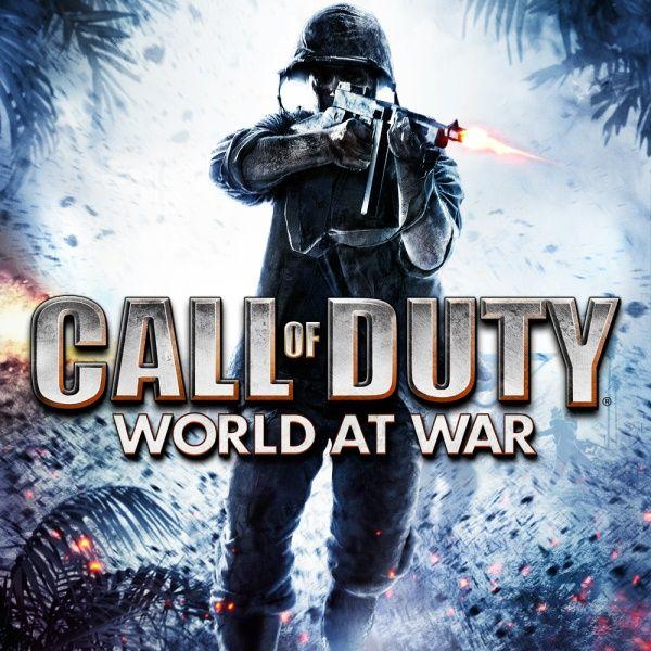 Call of Duty: World at War.