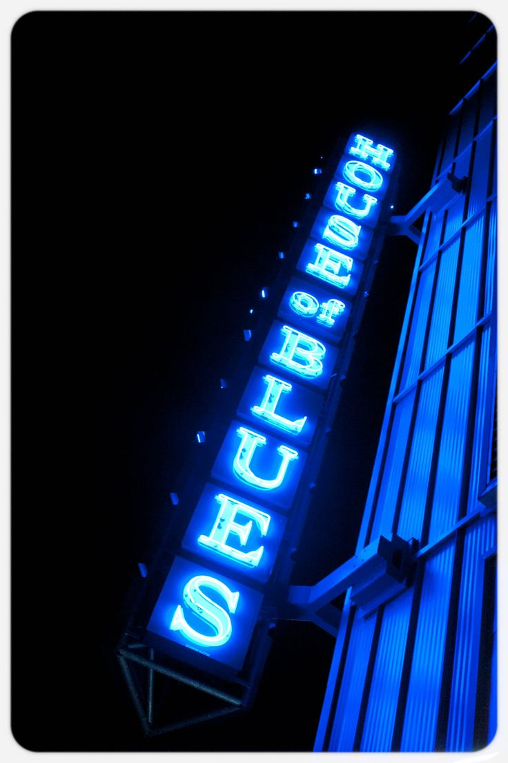 House of Blues #bLuE ⚓ ☮k☮