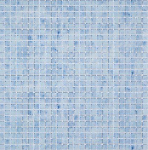 Vinylová tapeta modrá mozaika 261 / Tapety na zeď Vavex 2017 (0,53 x 10,05 m)