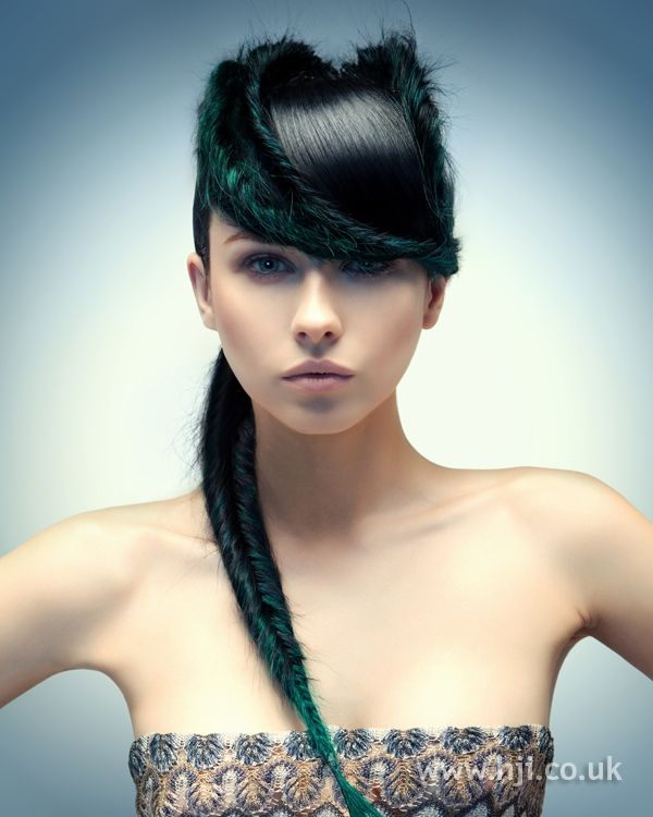 31 best Creative hair, nails, makeup images on Pinterest