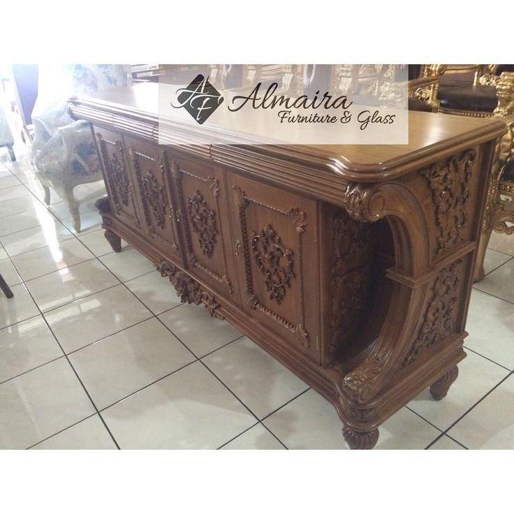 K--More info hubungi:  almairafurniture@gmail.com ☎️ 081326258999/085740243336  line: almairafurniture  whats app: 089630865000  bbm: 56CDB8F2  skype: almairafurniture  location: jl raya soekarno hatta km 05 tahunan jepara, jawa tengah indonesia  #jakarta#bali#batam#makassar#jeparafurniture#furniture#luxuryfurniture#baroquefurniture#classicfurniture#teakfurniture#teakwood#midcenturyfurniture#mobilya#malaysiatempahan#singaporefurniture#dubaifurniture#qatarfurniture#newyorkfurniture#ch...