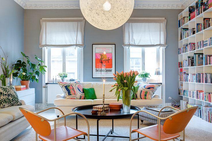 Snygg väggfärg & inrednfärger