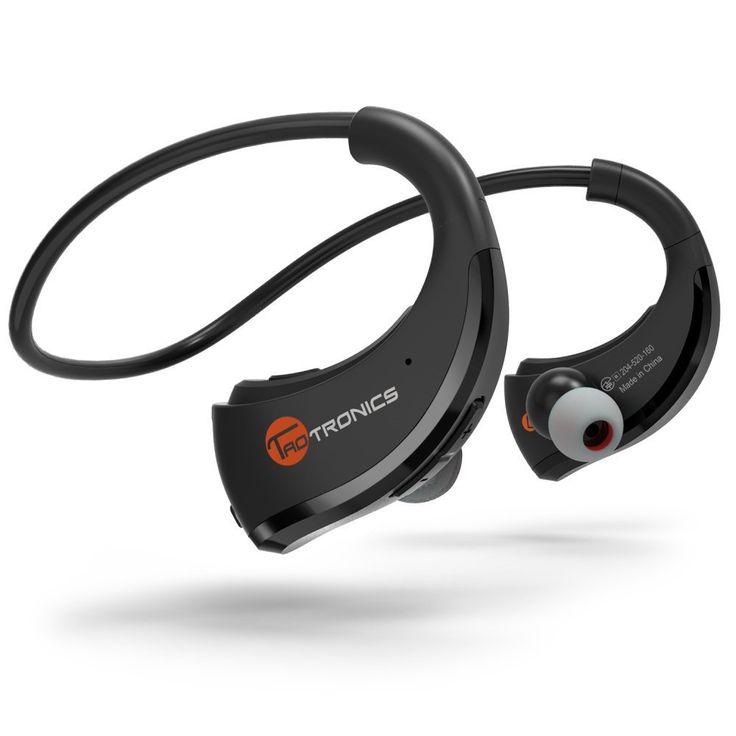 Sweatproof Wireless Headphones Headline Today's Daily Deals - http://viralfeels.com/life/sweatproof-wireless-headphones-headline-todays-daily-deals/