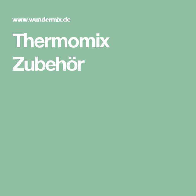 Thermomix Zubehör