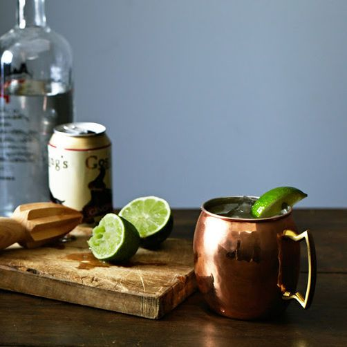 ... Gift Idea: The Perfect Moscow Mule Mug, with All the Right Ingredients