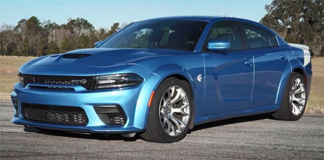 2020 Dodge Charger Srt Hellcat Widebody Daytona 50th Anniversary Edition Motorweek In 2020 Dodge Charger Srt Charger Srt Charger Srt Hellcat