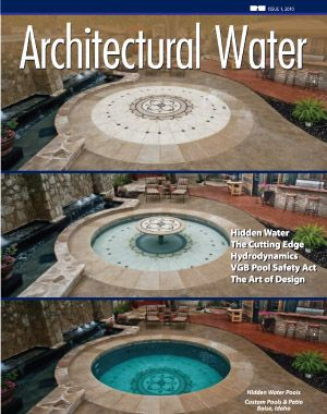 If I ever have a pool someday, this is what I want. Hidden Water Pools. So cool!