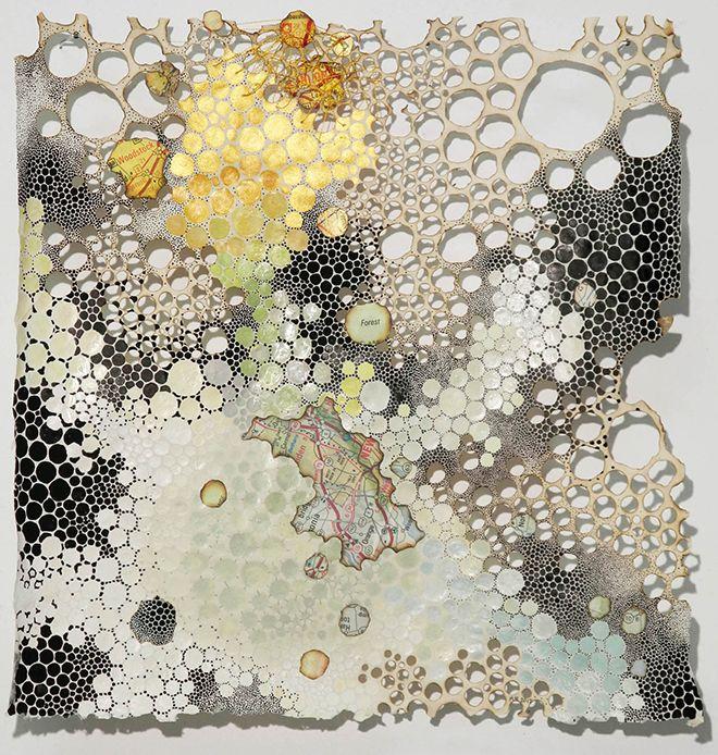 Petrified Forest by Karen Margolis