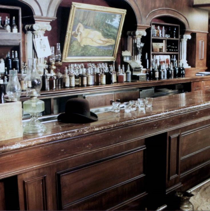 66 best Old Bars and Saloons images on Pinterest