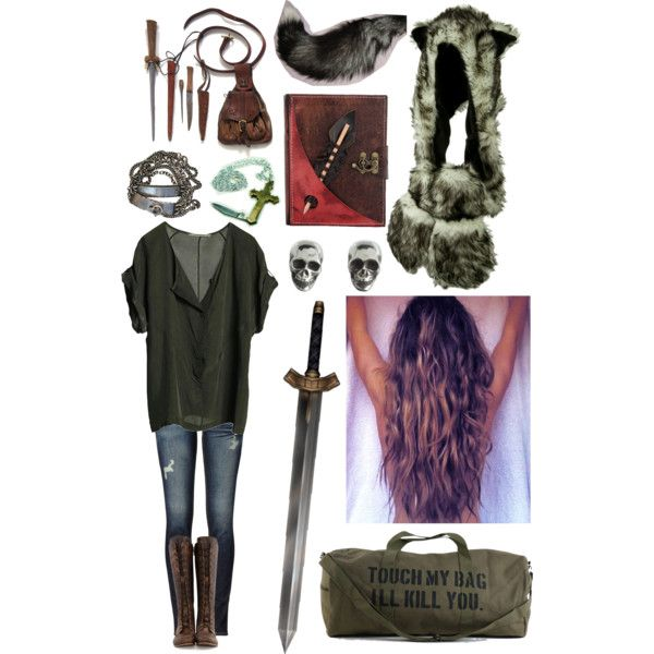 Lost Girl From Peter Pan Ouat By Kariechelle On Polyvore