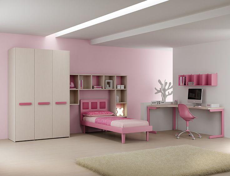#Arredamento #Cameretta Moretti Compact: Catalogo Start Solutions 2013 >> LH31 http://www.moretticompact.it/start.htm