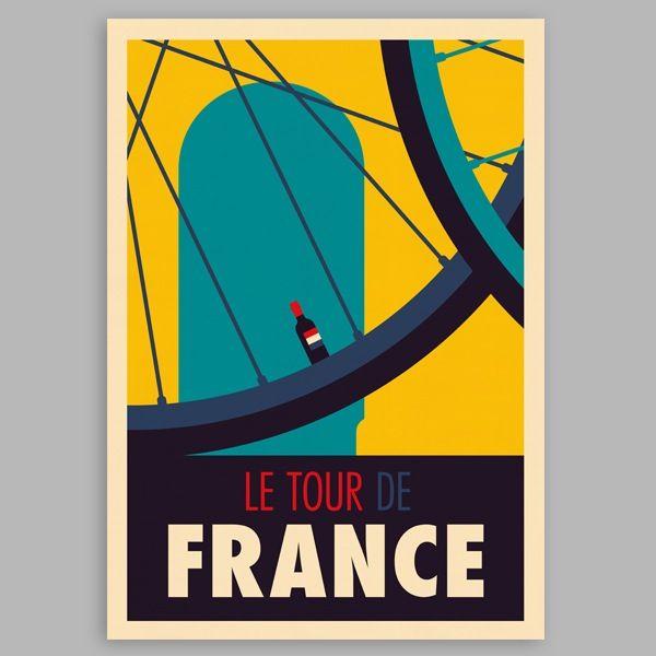 Le Tour de France / Modern ABC