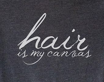 Popular items for hair stylist shirt on Etsy
