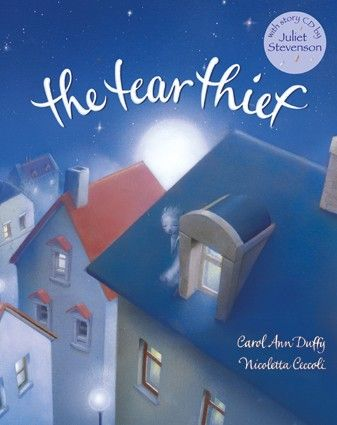 Learn the secret of why the #moon's light can be so beautiful in The Tear Thief from #BarefootBooks