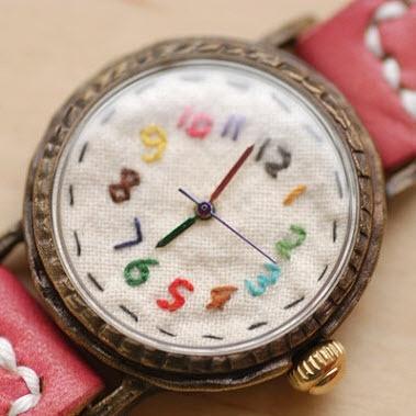 Relógio de Pano