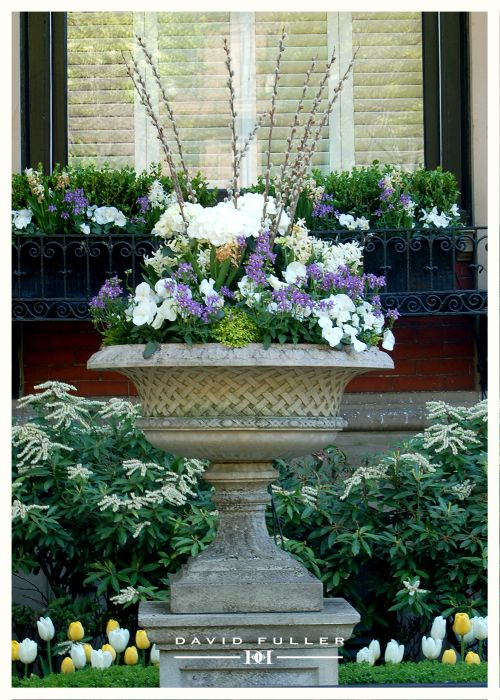 Decorative Urns For Plants Glamorous Best 25 Garden Urns Ideas On Pinterest  Small Garden Urns Decorating Inspiration