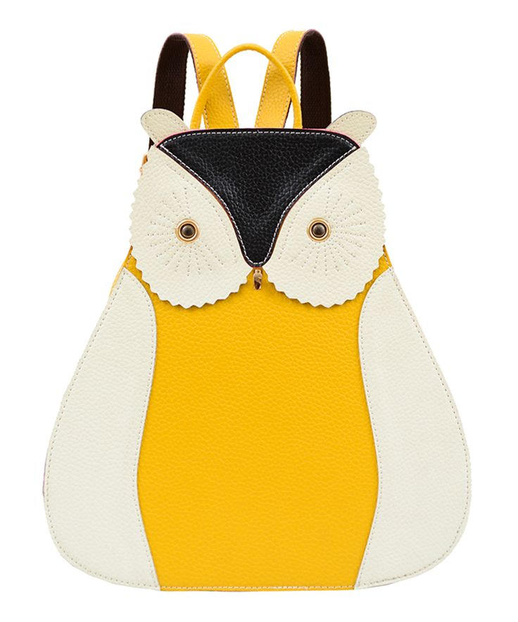 This backpack is a hoot! :)