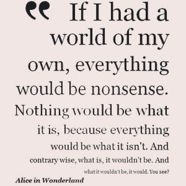 Disney Alice In Wonderland Quote: 19 Best Alice In Wonderland Quotes Images On Pinterest