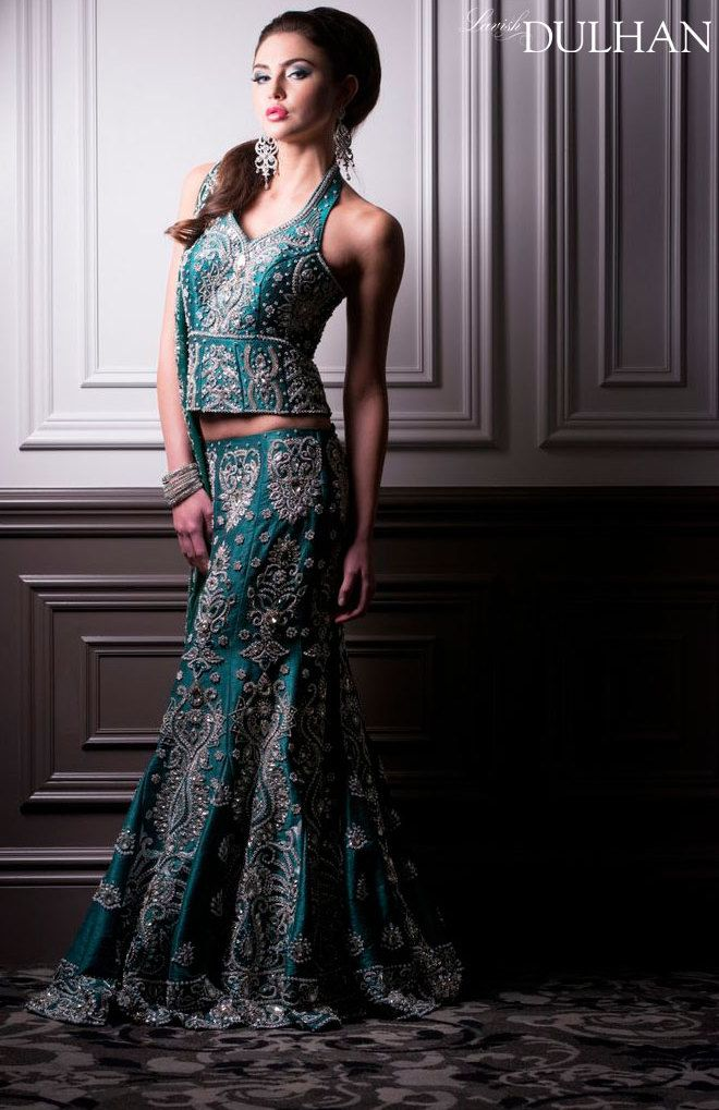 Editorial from Lavish Dulhan , Outift by:Dinesh Ramsey