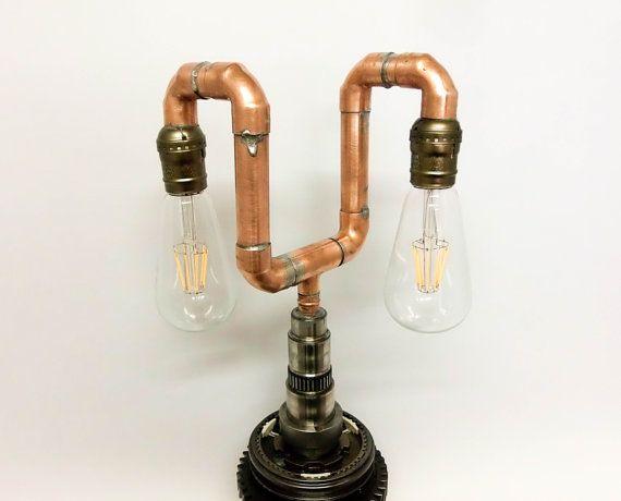 6865 best lampe tuyaux images on pinterest. Black Bedroom Furniture Sets. Home Design Ideas