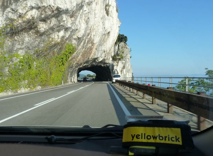Yellowbrick GPS Tracker on Holiday!