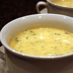 Broccoli Cheese Soup Allrecipes.com
