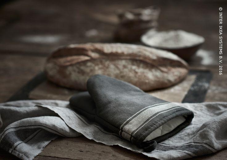 Des gants isolants et un style traditionnel. Gant isolant VARDAGEN #IKEABE