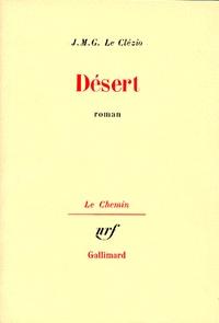 JMG Le Clezio - Desert