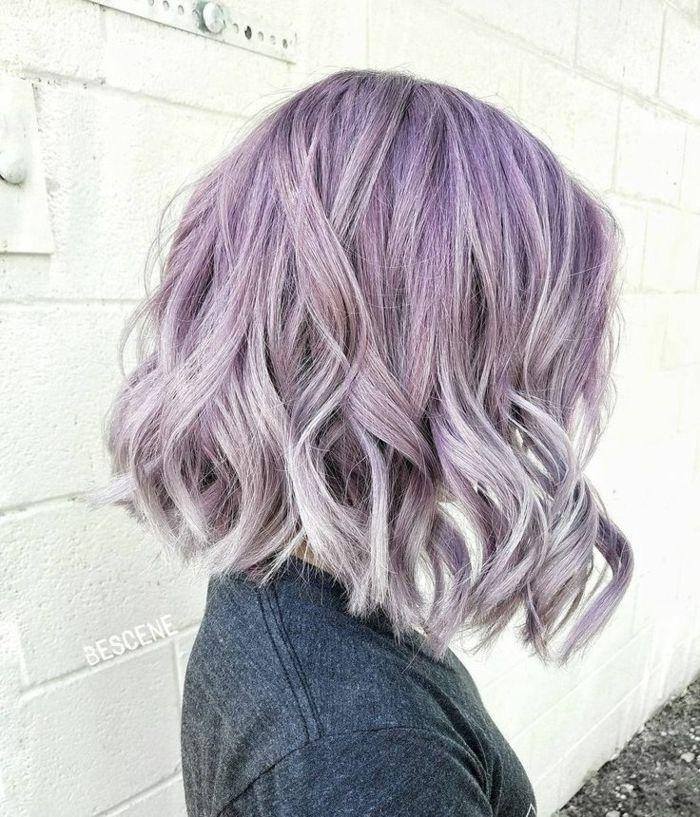 ▷ 1001 + Ideen und Inspirationen für Pastell Haarfarbe – Hala