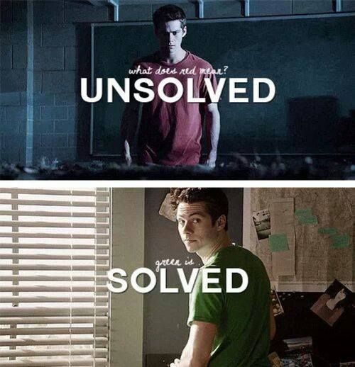 #TeenWolf Stiles soo glad the nogistune problem is over and nothing is hurting stiles hopefully