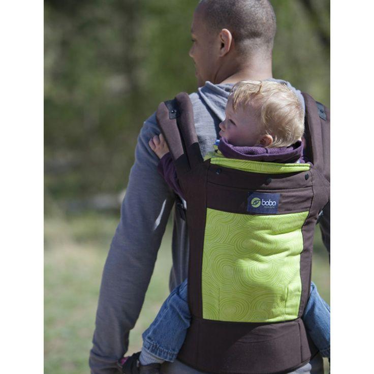 La nueva mochila Boba 4G PIne organic hecha en 100% algodón orgánico y especialmente diseñada para bebés desde recién nacidos hasta niños de 20kg  Encuéntrala en nuestra tienda online :)