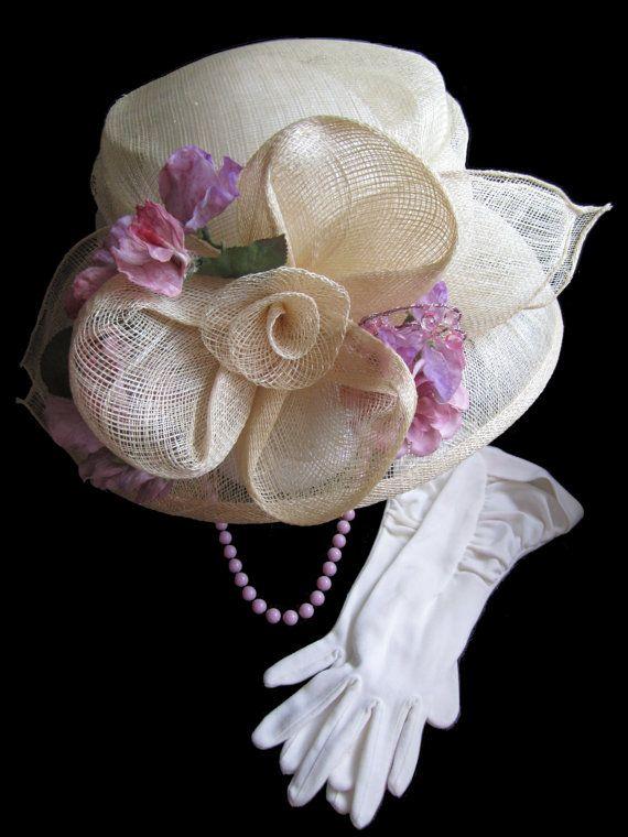 13 Best Tea Party Hats Images On Pinterest Victorian