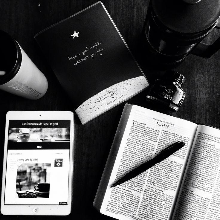 Coffee and Blog