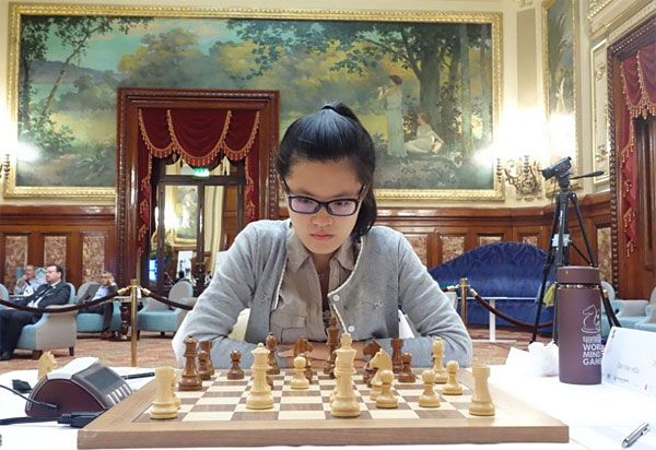 Hou Yifan leads Monaco Womens' Grand Prix | Chess News