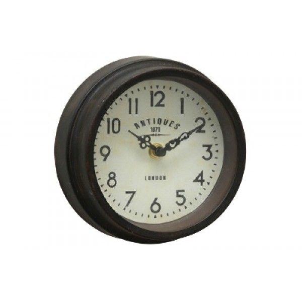 10 best clocks images on pinterest wall clocks coach. Black Bedroom Furniture Sets. Home Design Ideas