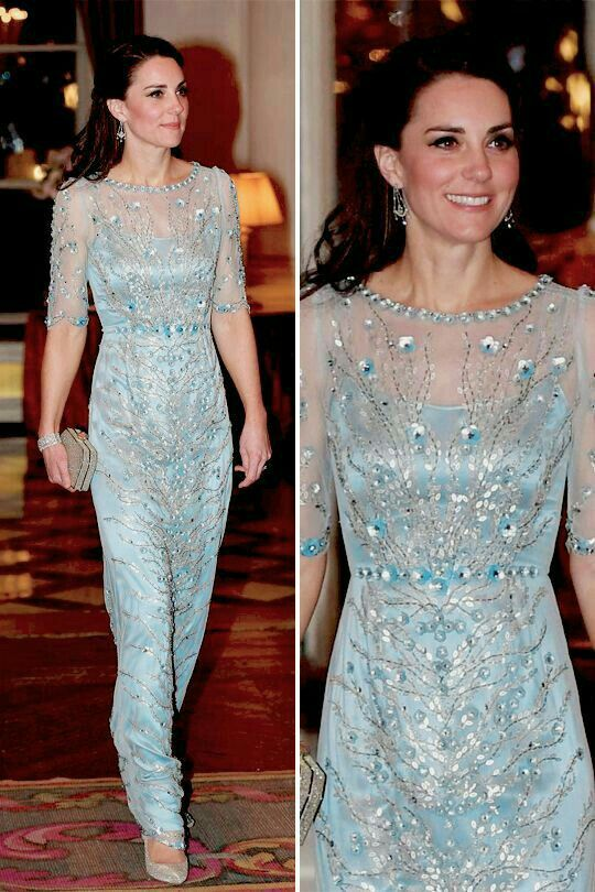 269 best Kate in Evening Gowns images on Pinterest | Duchess kate ...