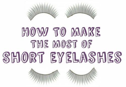 How To Make The Most Of Short Eyelashes - Effortless Skin Blog | http://effortlesssk.in/1lHZUq0