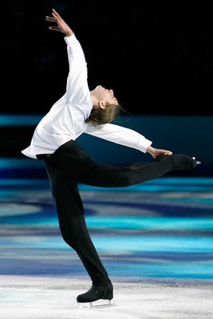 Jason Brown-Electrified the crowd at the 2011 US Figure Skating Championships in Greensboro. Beautiful skater.