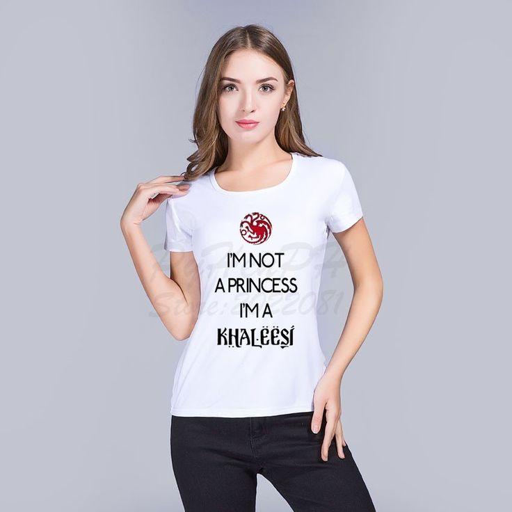 Game Of Thrones t-shirt women (10 Styles)