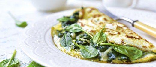Comment réussir une omelette baveuse et bien cuite ?