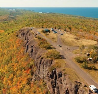 Brockway Mountain Drive, Cooper Harbor, Upper Peninsula of Michigan...*It's especially beautiful in Autumn!