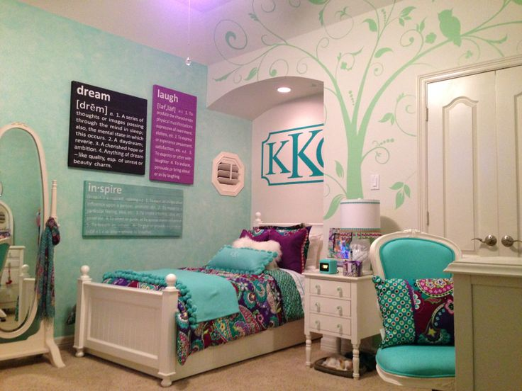 7 Inspiring Kid Room Color Options For Your Little Ones: Teen Room Makeover!