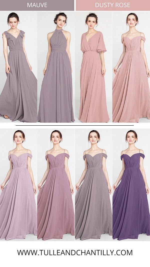Long Short Bridesmaid Dresses 79 149 Size 0 30 And 50 Colors Model Baju Wanita Pakaian Wanita Gaya Model Pakaian