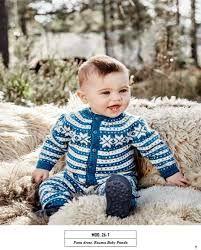 Image result for strikk heldress baby