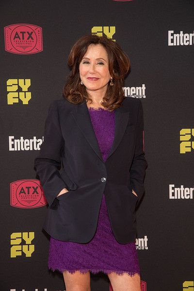 Mary McDonnell Photos Photos - Mary McDonnell attends the closing night reunion panel of Battlestar Galactica and after-party presented by Entertainment Weekly and SYFY during the ATX Television Festival on June 10, 2017 in Austin, Texas. - Reunion Panel of 'Battlestar Galactica' by SYFY - Arrivals
