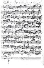 2 concierto extraordinario de la 47 Semana de Música Religiosa de Cuenca 2008 Convento de las Petras Recital de Miguel Simarro Grande dedicado a la música para violín barroco de Bach #SemanaMusicaReligiosaCuenca #Cuenca