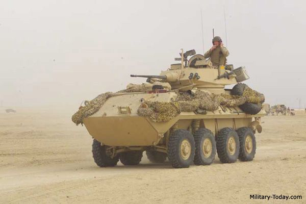 LAV-25 I miss this every day